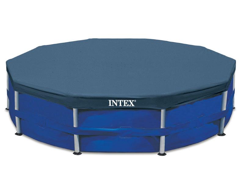Intex afdekzeil - Rond Frame - 457 cm