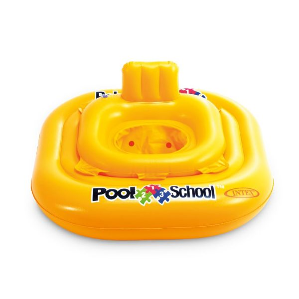 Intex Baby Deluxe - Intex Pool School Stap 1