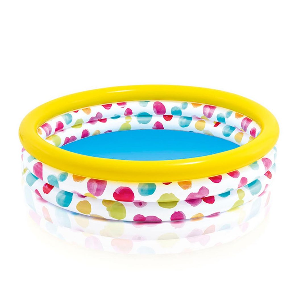 Intex Cool Dots Pool kinderzwembad 147 x 33 cm