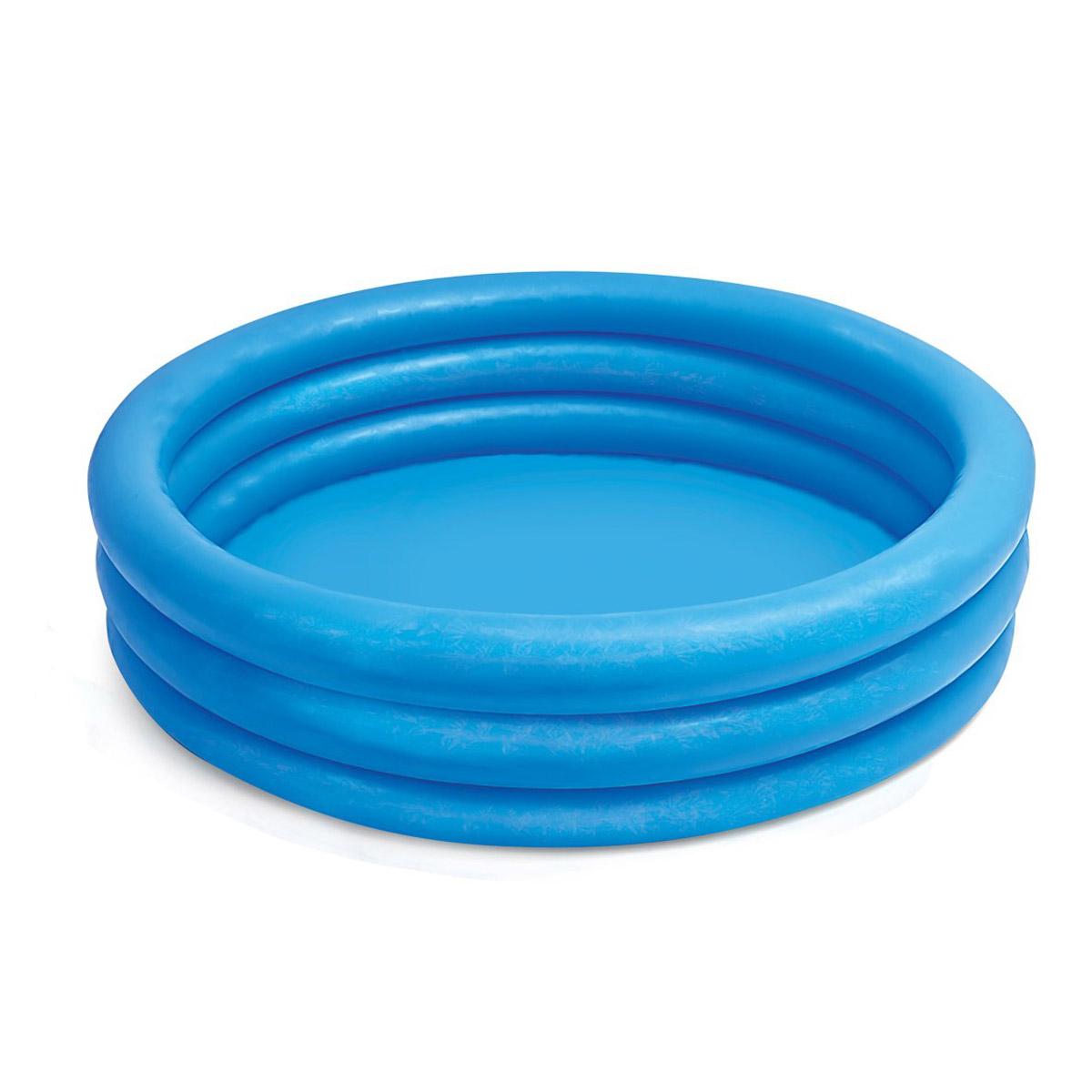 Intex Crystal Blue Pool kinderzwembad 147 x 33 cm