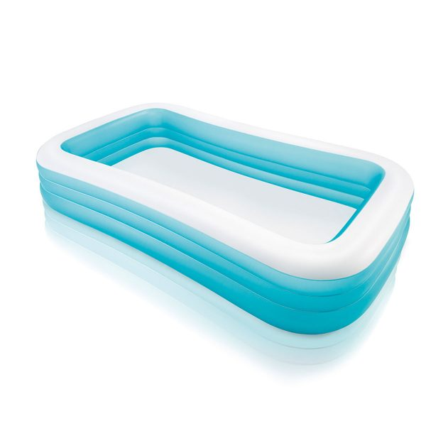 Intex Family Pool kinderzwembad 262 x 175 x 56 cm