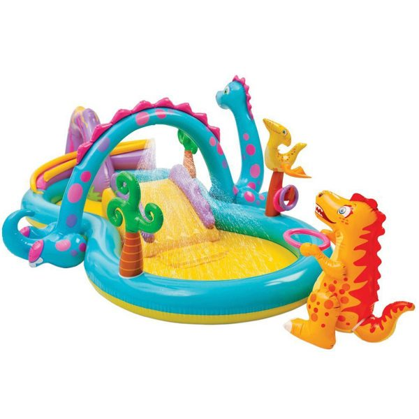 Intex Dinoland Play Center kinderzwembad 333 x 229 x 112 cm