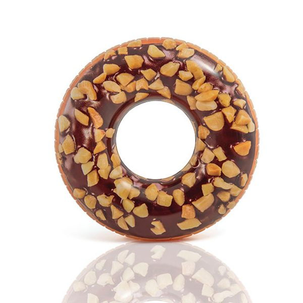 Intex Nutty Chocolate Donut zwemband (114 cm)