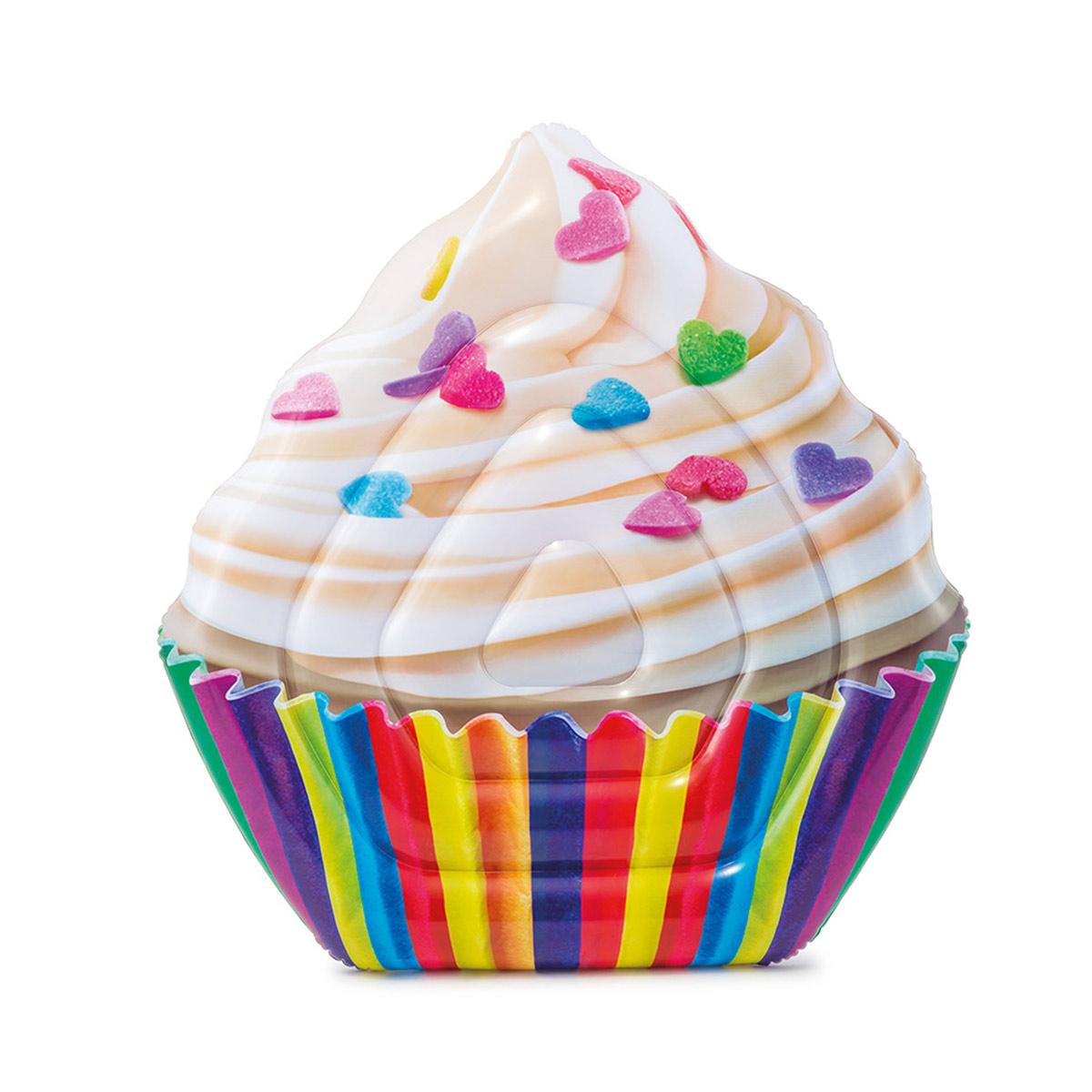 Intex opblaasbare cupcake (142 cm)