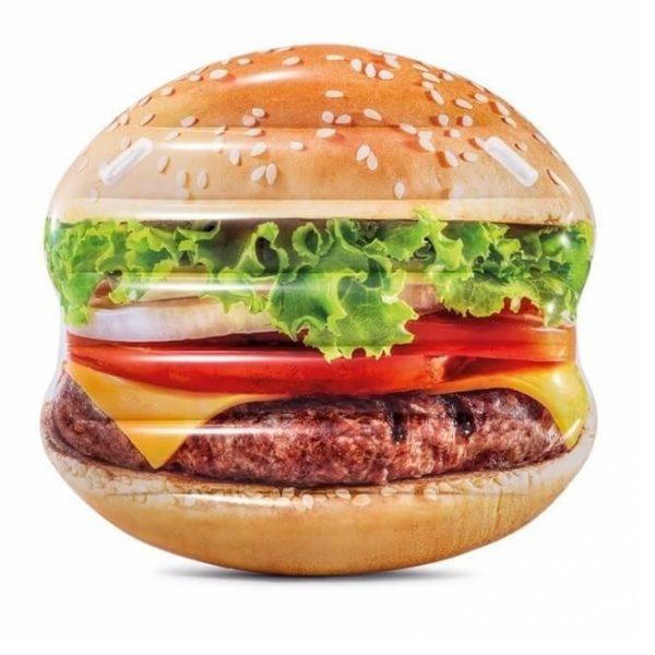 Intex opblaasbare hamburger (145 cm)