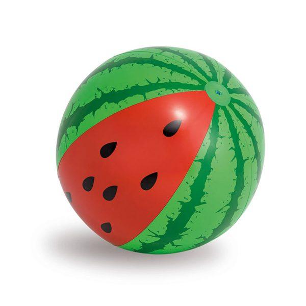 Intex opblaasbare strandbal Watermeloen (107 cm)