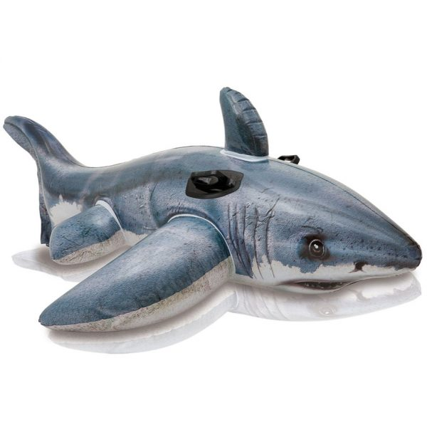 Intex Ride-On opblaasbare haai (173 cm)