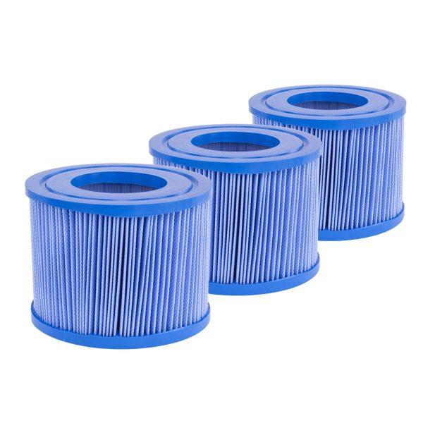 NetSpa Bacti-Stop Filter (3 stuks)