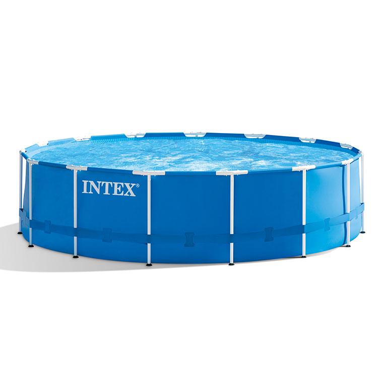 Intex Metal Frame Pool Ø 457 x 122 (set)