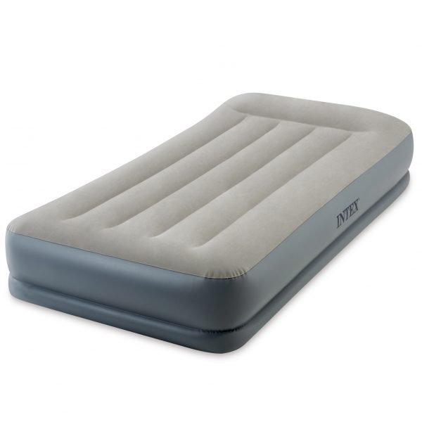 Intex Pillow Rest Mid-Rise Twin 1 persoons luchtbed