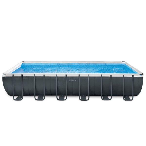 Intex Ultra XTR Frame Pool 732 x 366 x 132 cm (set incl. zandfilterpomp)