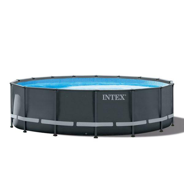 Intex Ultra XTR Frame Pool Ø 488 x 122 (set incl. zandfilterpomp)
