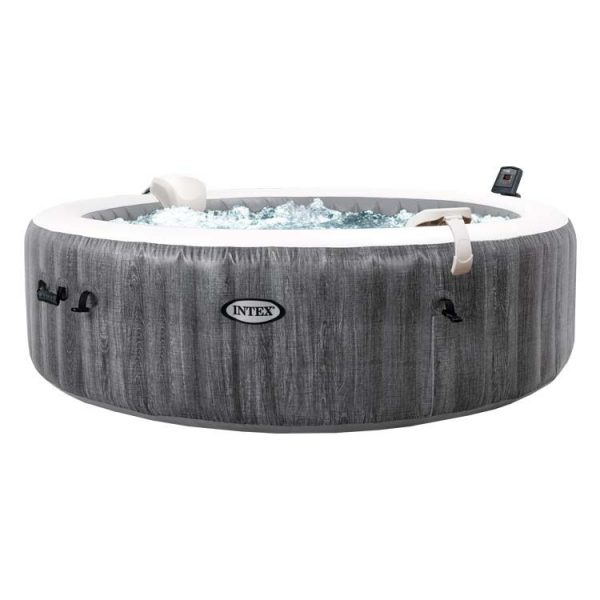 Intex PureSpa Bubble Greywood 6 persoons