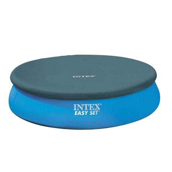 Intex Easy Set Afdekhoes Voor Zwembad - 305 cm